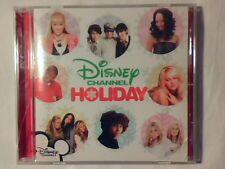 CD Disney channel holIday WALT MILEY CYRUS JONAS BROTHERS COME NUOVO LIKE NEW
