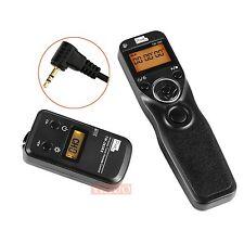 Wireless Timer Shutter Release Remote Control For Canon 70D 60D 60Da 1200D 760D