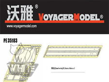 Voyager 1:35 Fenders for T-34/76 STZ Mod.1941 (For Dragon 6355) PE35183*