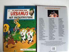 Urbanus nr 1 Uitgeverij Loempia