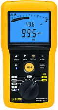 AEMC 6532 Multi-Function 100V Digital Insulation Resistance Tester