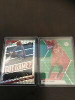 Panini Mosaic Pascal Siakim Silver Got Game And Green Base Raptors 2020