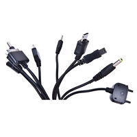 10in 1 USB Universal Multi-Function USB Charger Cable for Cell Phone NewLJ