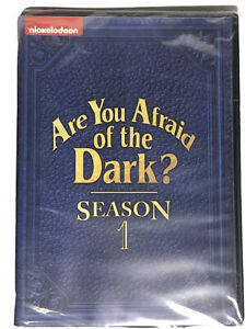 Are You Afraid Of The Dark?: Season 1 (DVD) 2 Disc Set Nickelodeon