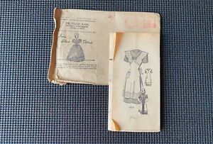 Anne Adams 4809: 1940s Size Large Ladies Apron Vintage Sewing Pattern