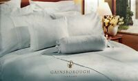Akasha Doona Quilt Cover Set by Gainsborough | Embroidered Sateen | 270TC | King