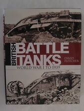 -british-battle-tanks-the-first-world-war-by-osprey-236-pgs-illustrated-hc