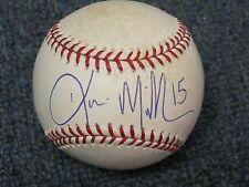 Kevin Mahar/ Millar Autographed Baseball