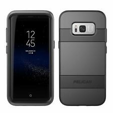 Pelican Protector Samsung Galaxy S8 Plus S8+  Black Case Cover Protection New