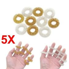 Hot Sale Finger Massage Ring Acupuncture Ring Health Care Body Massager BT