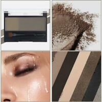 Instant Eyebrow Stamp Waterproof Powder Makeup Set 2020 C2X5