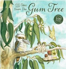 May Gibbs Tales From The Gum Tree Celebrating 100 Years of Gumnut Babies 2017