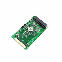 "mSATA PCI-E 1.8"" 3.3V SSD To 40pin ZIF CE Cable Adapter Converter Card"