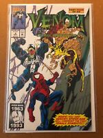 Venom: Lethal Protector 4--(NM condition)--1st app of Scream & Agony Marvel 1993