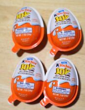 4X Kinder JOY Surprise Chocolate Eggs With Gift Toy Unisex Boys or Girls