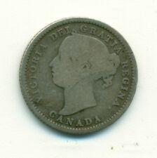 Canada 10 cents 1894 AVG