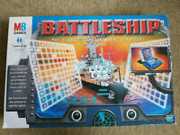 BATTLESHIP Vintage 1999 Board Game By MB Games Complete VERY GOOD CONDITION