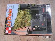 $$u Revue Le Train N°105 BB 71000  la bifurcation  arenes d'Arles H0  Bugatti
