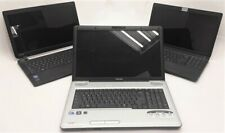 Toshiba Satellite Laptops - Mixed Lot of 3 Parts and Repair (See description)