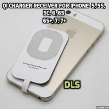QI Wireless Charger Charging Receiver Adapter Apple Iphone 5 5S 5C 6 6S 6S+ 7 7+