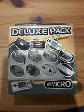 Powerplay Game Boy Micro Deluxe Accessory Pack (GameBoy Micro)