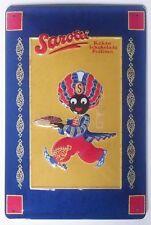 SAROTTI SCHOKOLADE, BLECHSCHILD mit MOHR 20 x 30 cm