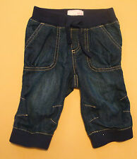 NWT Old Navy Toddler Girls Denim Draw String Jeans 2T