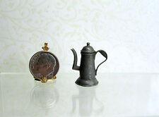 Dollhouse Miniature Pennsylvania Coffee Pot by Olde Mountain Miniatures