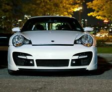 PORSCHE 997 GTS FRONT BUMPER SPOILER KIT ALL 996 TURBO 2001 TO 2004 996 C4S