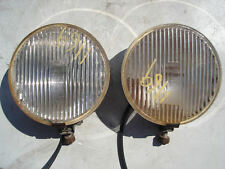 OPTILUX HALOGEN FOG LIGHT LIGHTS DRIVING  LAMP LAMPS MERCEDES PORSCHE 113 111