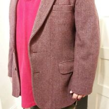 1970's Camel Hair Sports Coat by The Cambridge Collection for Carlton's (L/Xl)