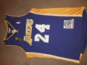 Mitchell&Ness NBA Authentic Jersey Los Angeles Lakers Road Finals 2008-09 Kobe