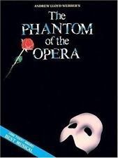 Phantom of the Opera - Andrew Lloyd Webber: Vocal Selections - Souvenir Edition,