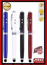 Universal 4 in 1 Touch Screen Stylus Pens For All Mobile Phone iPad iPhone