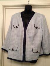 Simply Be Tweed Jacket, Size 18