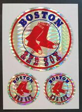 Boston Red Sox MLB Baseball Color Logo Sports Decal Sticker - FREE SHIPPING