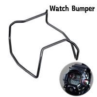 Gloss Black Protectors Wire Watch Guard for G-Shock GW9400 Rangeman PVD 9400
