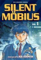 Silent Mobius, Vol. 1 by Kia Asamiya - Manga - Viz Graphic Novel