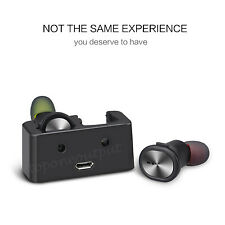 Boots Mini 4.1 True Wireless Earbuds Bluetooth Stereo In-Ear Headphone with Mic