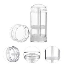 6Pcs 30ml Empty Deodorant Containers Plastic Twist-Up Refillable Storage Bottles