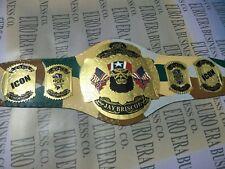New Jay Briscoe ROH championship Belt, Adult Size & Metal Plates