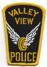 Valley View OHIO OH Police patch