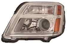 New GMC Terrain 2008 2009 2010 2011 2012 2013 2014 left driver headlight light