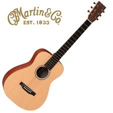 """MARTIN LXM Westerngitarre """"Little Martin"""" mit Tasche"""