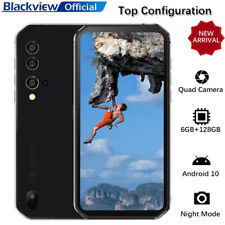Blackview BV9900E Android 10 6Go+128Go Caméra Quad 48MP Smartphone Robuste NFC