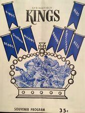 Springfield Kings AHL Hockey League v Hershey Bears - Kings Win!