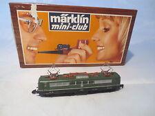 8857 E-Lok BR 151 022 Märklin mini-club OVP