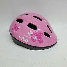 Fila Inliner Schutzausrüstung Helm Skate Helm Mädchen pink Gr. M