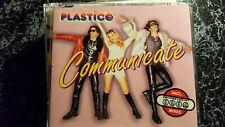 Plastico / Communicate - Maxi CD