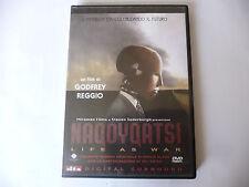 NAQOYQATSI di GODFREY REGGIO(PHILIP GLASS)- DVD CECCGIGORI 2003- RARO